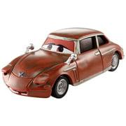 Disney Cars Diecast Geartrude Vehicle, 1:55 Scale