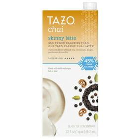 Tazo, Chai Latte Black Tea Concentrate