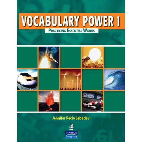 Vocabulary Power: Practicing Essential Words