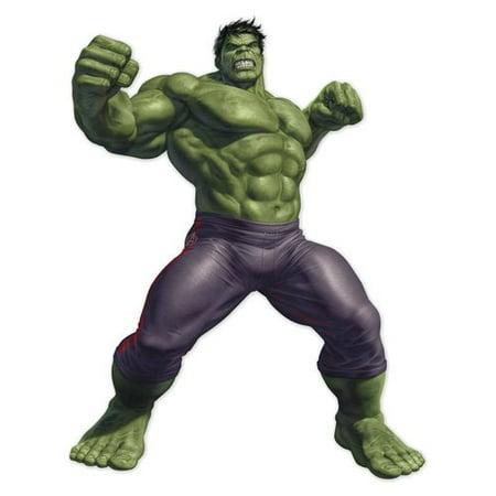 Decalcomania Marvel Hulk Augmented Wall - Hulk Decal