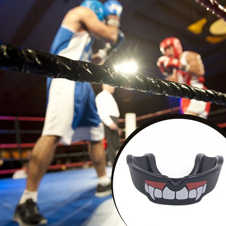 Silicone Teeth Protector Adult Mouth Guard Mouthguard For Boxing