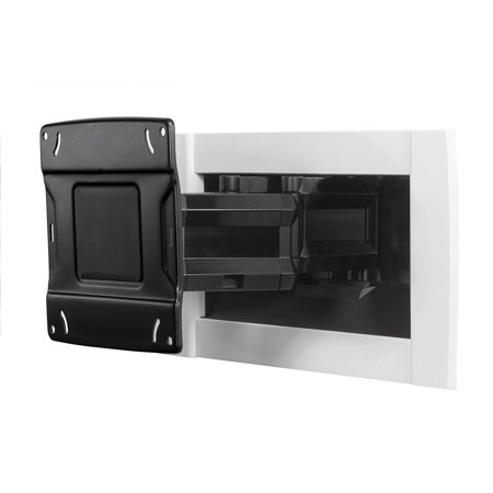 OmniMount OE120IW 42 to 80 Inches Recessed In-Wall TV