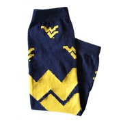 Little Big Fan Child/Young Adult West Virginia Univ Leg Arm Warmers