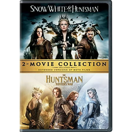 Snow White and the Huntsman / The Huntsman: Winter's War (DVD) - Snow White Witch Name