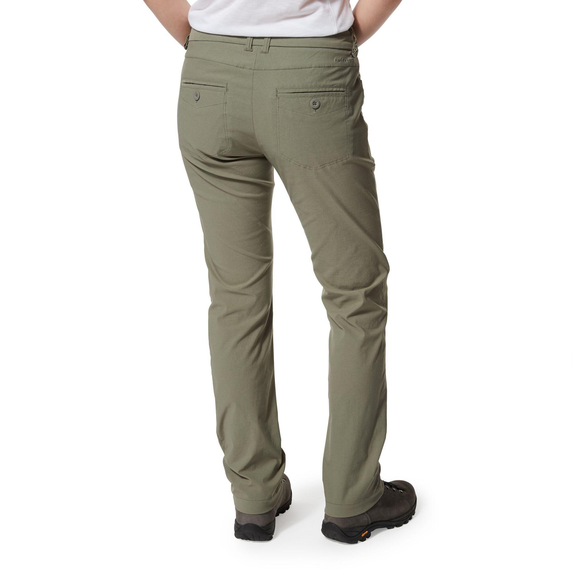 Craghoppers Womens Nosi Life Clara Stretch Walking Trousers
