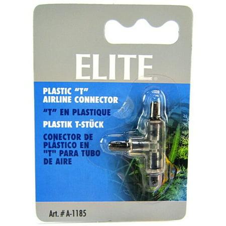 Hagen Elite Plastic T Airline Connector ELITE Plastic T -
