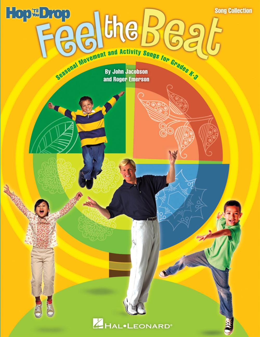 Hal Leonard Feel the Beat! (Seasonal Movement and Activity Songs for Grades K-3)... by