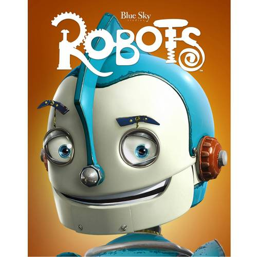 Robots (Blu-ray + DVD + Digital HD) (With INSTAWATCH) (Widescreen)