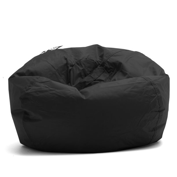 98 Big Joe Round Bean Bag Chair Multiple Colors Walmart Com Walmart Com