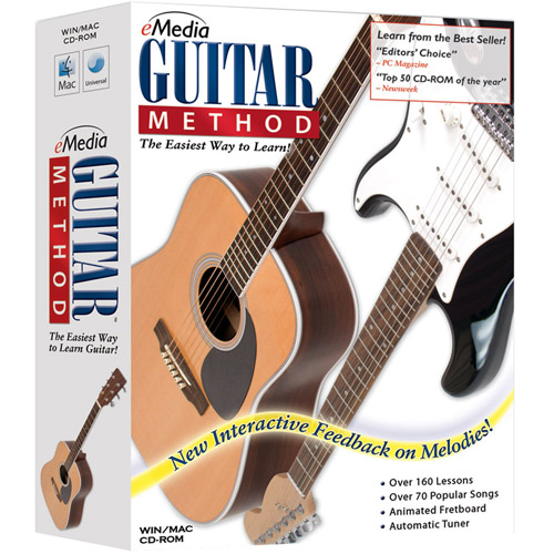 eMedia EG10091 Guitar Method v5 by eMedia Music