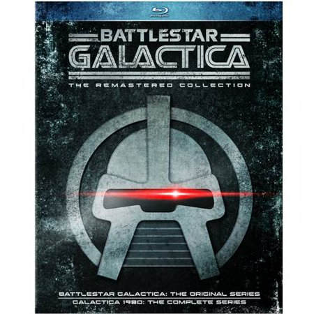 Battlestar Galactica  The Remastered Collection  Blu Ray   Widescreen
