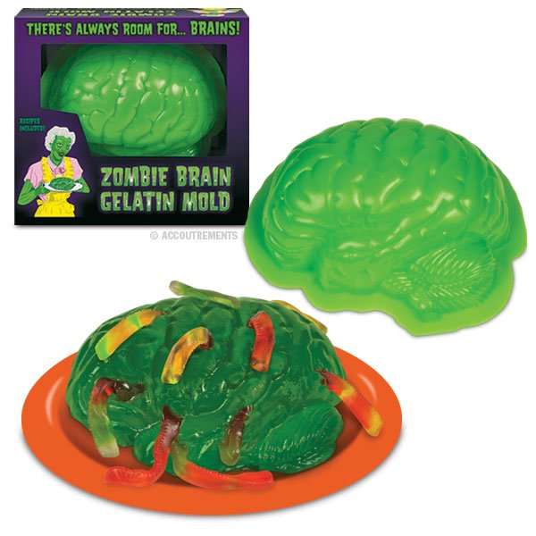 Zombie Brain Gelatin Mold Walmart Com Walmart Com