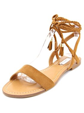 2807dc12dd4 Product Image INC International Concepts Ganice Open Toe Synthetic Gladiator  Sandal