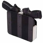 Altus BenchMaster Two Gun Pistol Velcro Hook Rack