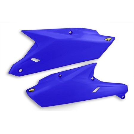 Blue Part Number (Cycra 1CYC-2776-62 Side Number Panels - Blue)