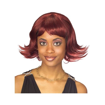 Adult Destiny Babe Wig Rubies - Destiny Halloween Update