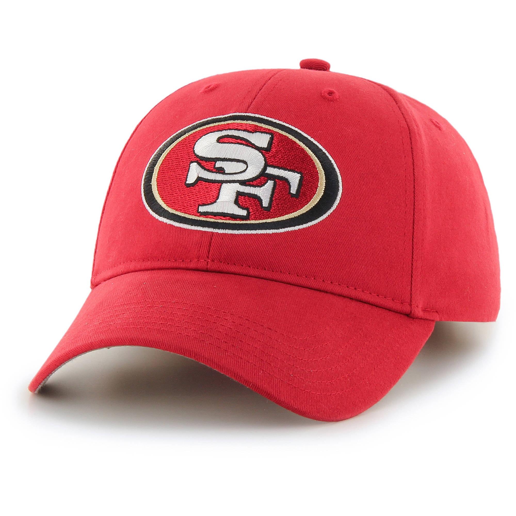 NFL San Francisco 49ers Basic Cap   Hat by Fan Favorite by Overstock