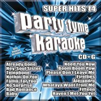 Party Tyme Karaoke: Super Hits, Vol. 14 (CD)