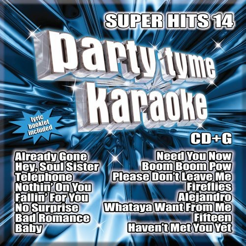 Party Tyme Karaoke: Super Hits, Vol. 14 (CD)