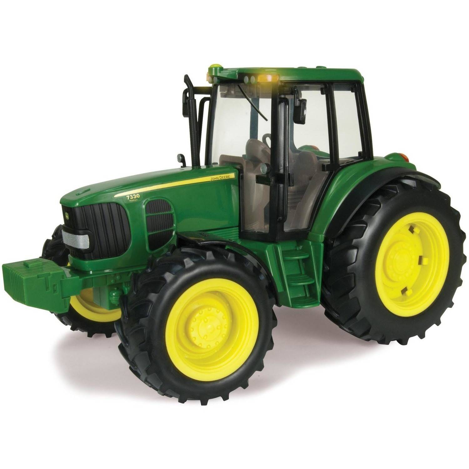 Ertl Big Farm Lights and Sounds John Deere Tractor