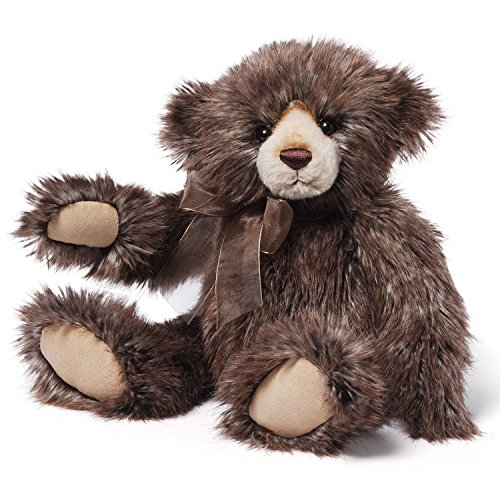 Gund Petunia Teddy Bear Stuffed Animal by GUND