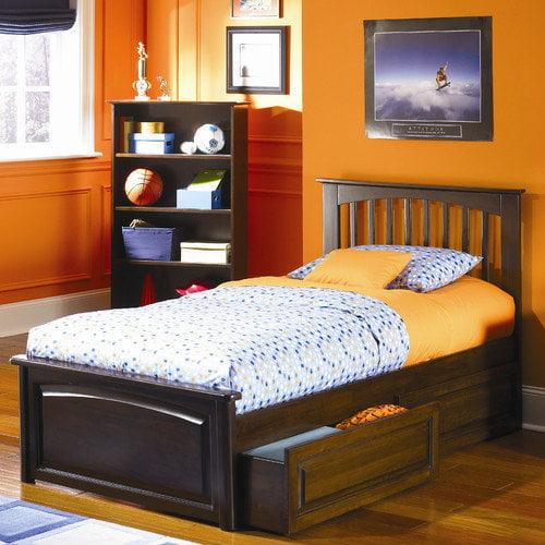 Atlantic Furniture Brooklyn Platform Bed