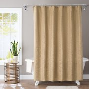 Better Homes And Gardens Golden Ivy Jacquard Fabric Shower Curtain