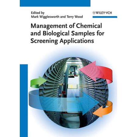 Management of Chemical and Biological Samples for Screening Applications - (Sample Of A N 400 Application Form)