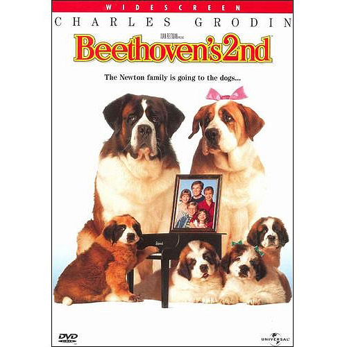 Beethoven's 2nd (Widescreen)