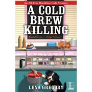 A Cold Brew Killing - eBook