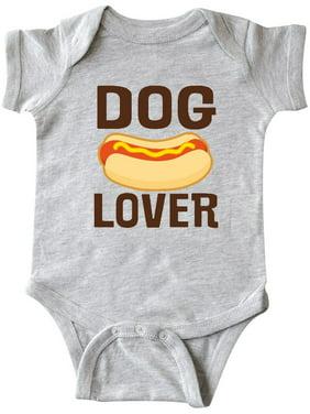 5a8bcf99c Product Image Picnic Dog Lover Hot Dog Infant Creeper