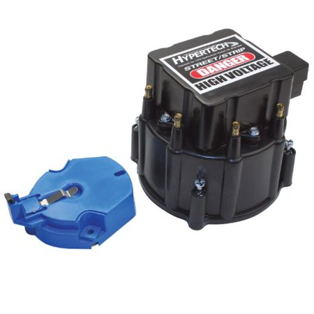 Hypertech Automotive Power Coils - Hypertech 4050 Power Coil Kit with Performance Ignition Coil, Cap and Rotor