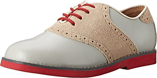 Florsheim Kids Baby Boy's Kennett Jr. (Toddler Little Kid Big Kid) Bone Multi Oxford by