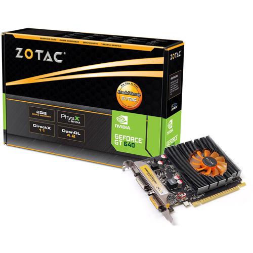 Zotac Geforce GT 640 2GB DDR3 PCI Express 3.0 Graphics Card
