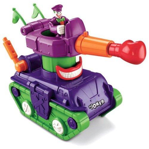 Imaginext DC Super Friends the Jokers Tank