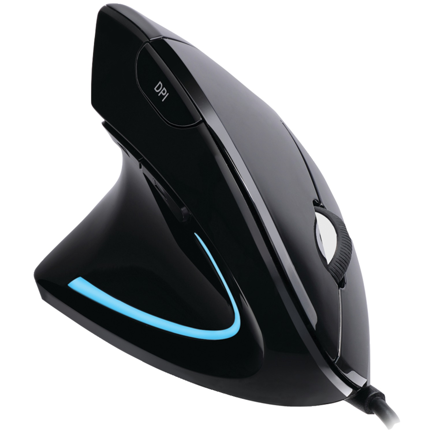Adesso IMOUSE E9 iMouse E9 Left-Handed Vertical Ergonomic Mouse