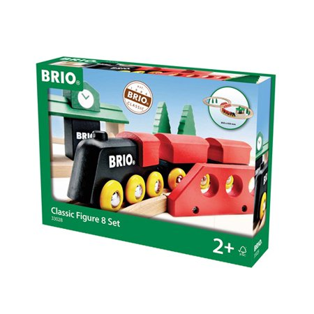BRIO Wooden Classic Figure 8 Set #3028