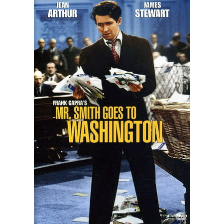 Mr. Smith Goes to Washington (DVD) (Go Fish Guys Dvd)