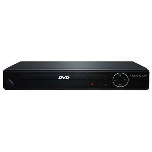 Proscan PDVD6655-PL Compact HDMI DVD Player and Up-Convert - Refurbished