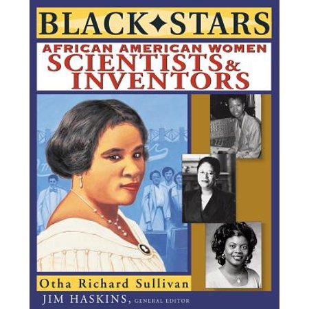 Black Stars : African American Women Scientists and