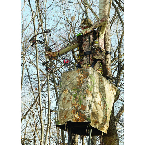 Hunter's Specialties Easy-Fit Tree Stand Skirt