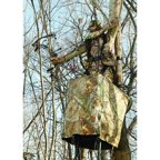 Ameristep 15 Two Man Ladderstand W Realtree Ap Seat