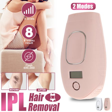 IPL Laser Hair Removal Remover Device Painless 5/7 levels Mini System Instrument Household  Permanent Photonic Freezing Professional Shaver For Face Leg Body Skin Top Women &