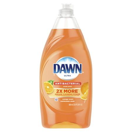 Dawn Ultra Antibacterial Hand Soap Dishwashing Liquid