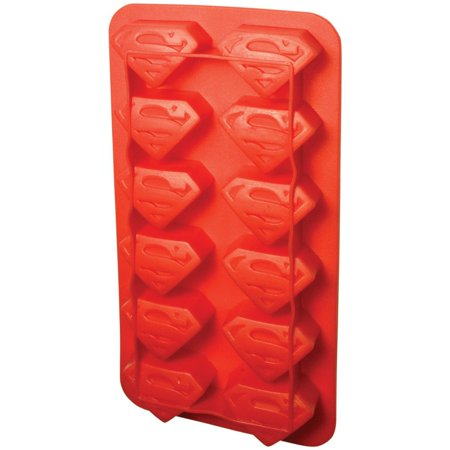 Comic Cube (Ice Cube Tray, DC Comics - Superman, Ice tray mold By ICUP)