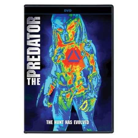 The Predator (2018) (DVD) (Rb2027 Predator 2)