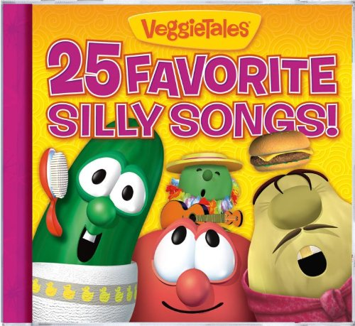 25 Favorite Silly Songs!, 820413115623 By VeggieTales Format: Audio CD by