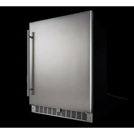 Silhouette Professional 5.5 cu. ft. Built-In Outdoor All Refrigerator
