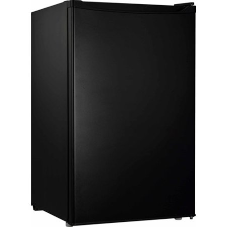 Galanz 4.3 Cu Ft Single Door Compact Refrigerator GL43BK, Black