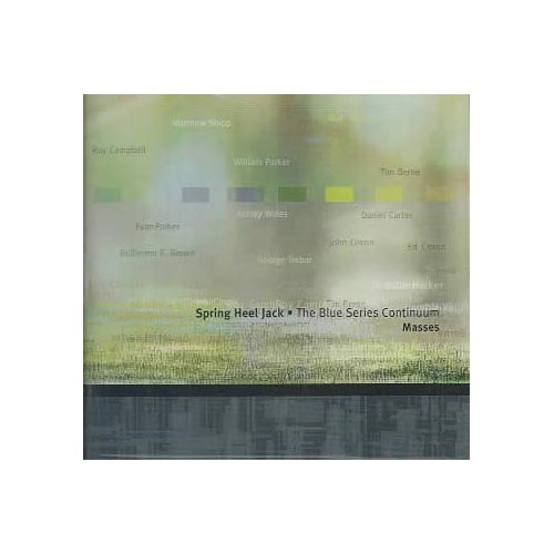 Spring Heel Jack: John Coxon, Ashley Wales.<BR>Additional personnel: Mat Maneri (violin); Tim Berne, Daniel Carter, Evan Parker (saxophone); Roy Campbell (trumpet); Matthew Shipp (piano); William Parker (bass); Guillermo E. Brown (drums).<BR>Recorded at The Strongroom, London, England and Sorcerer Sound, New York, New York. Includes liner notes by Peter Gordon.